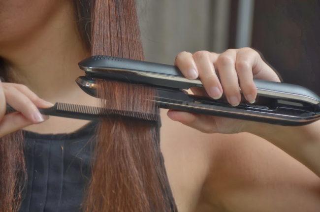 piastra capelli