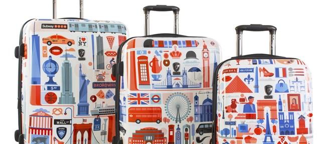 valigia londra