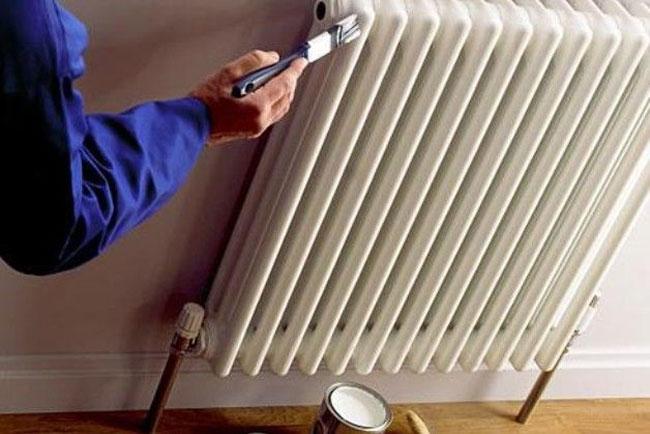 Come verniciare i termosifoni di casa unitremilano