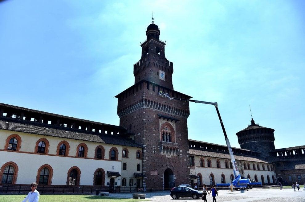 Torre Filarete del Castello Sforzesco