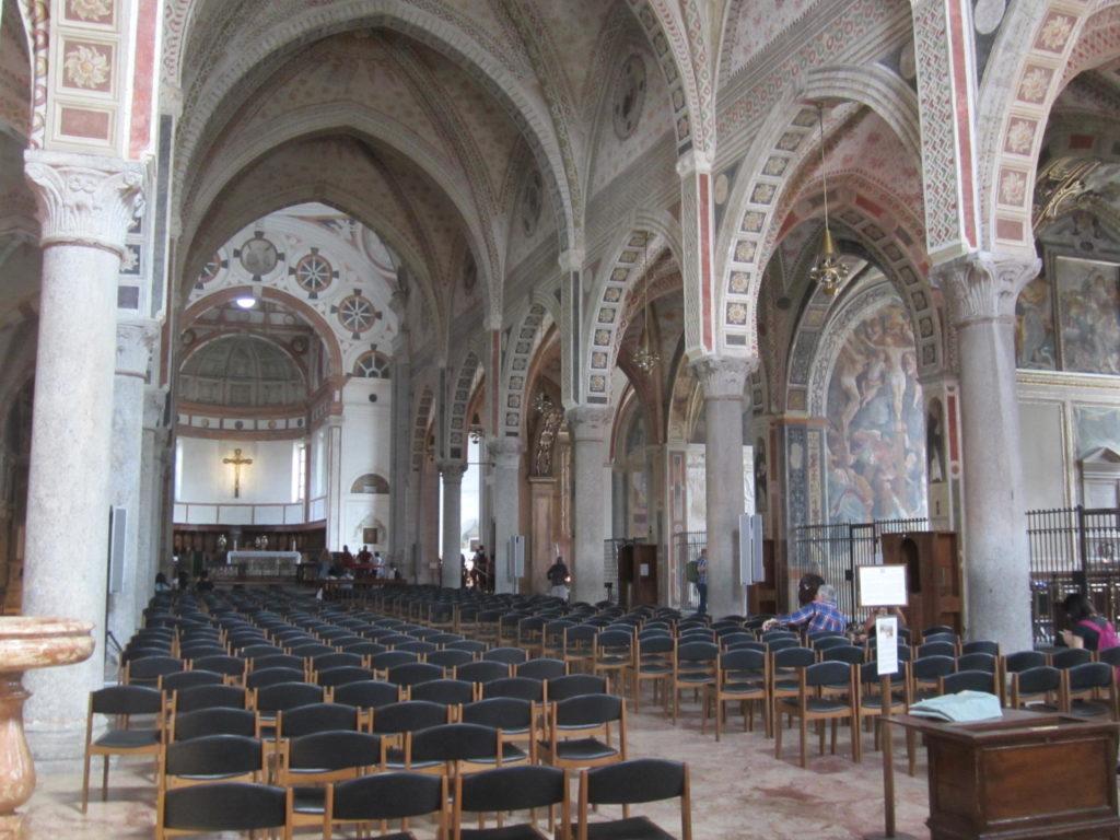 Santa Maria delle Grazie Milano - foto Wikipedia