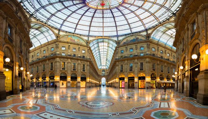 galleria Milano eventi