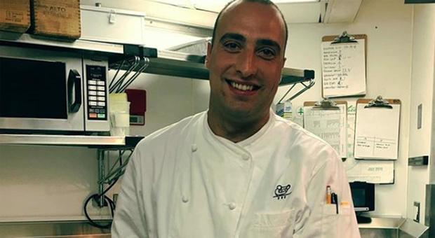 Chef Andrea Zamperoni
