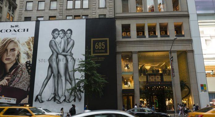 Shopping di lusso