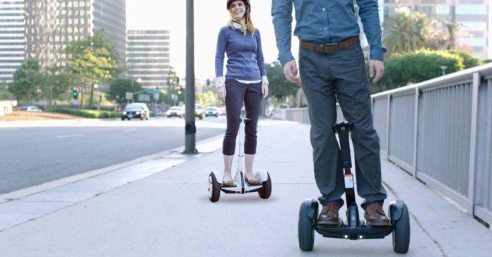 Stop monopattini e hoverboard