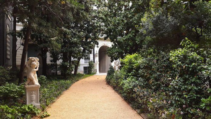 Villa Invernizzi a Milano