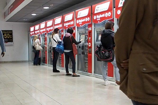 biglietteria Stazione Centrale Milano