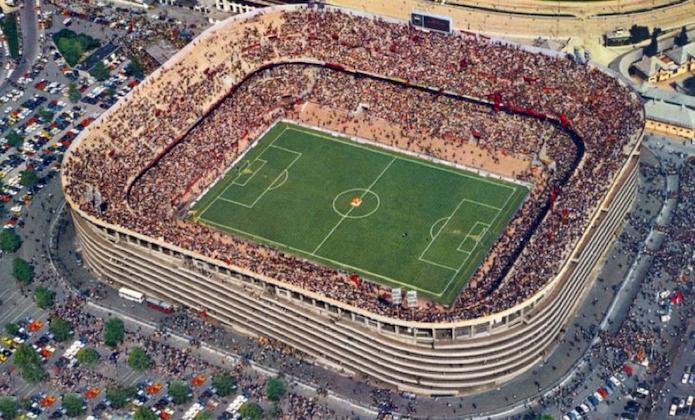 Stadio San Siro - Meazza prima della ristrutturazione