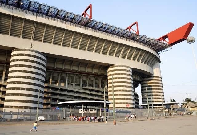 Stadio San Siro Milano