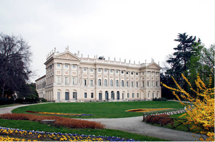 La Villa Reale di Milano