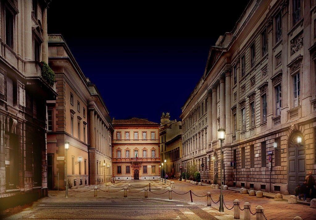La casa di Alessandro Manzoni a Milano via Morone 1
