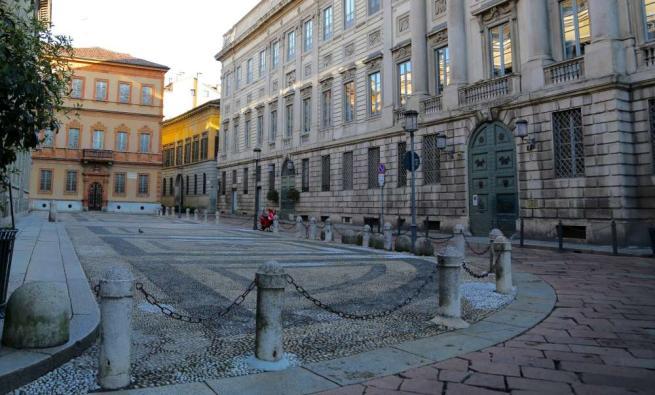 Palazzo Belgioioso d'Este Milano
