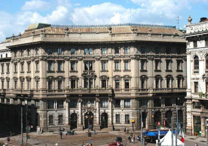 Palazzo Broggi Milano