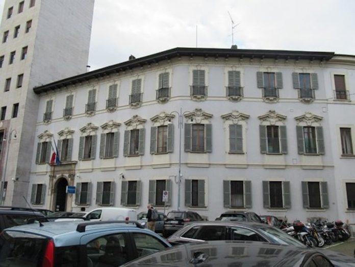 Palazzo Castani Milano