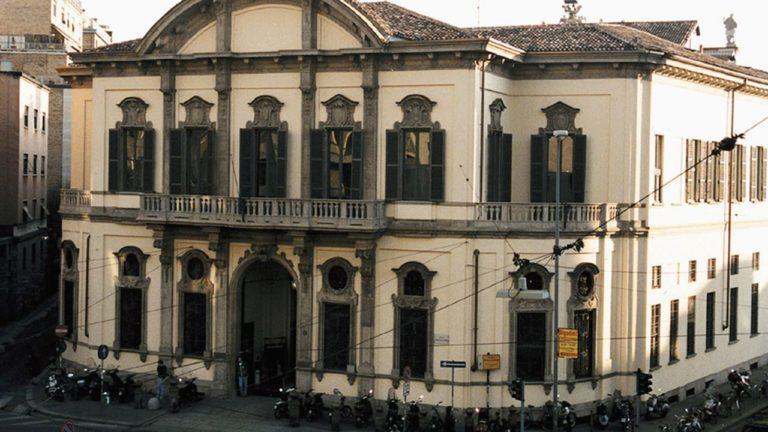 Palazzo Sormani Milano: oggi sede della Biblioteca Centrale