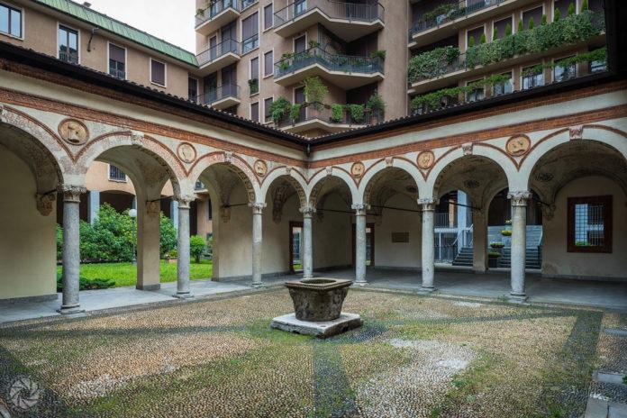 Palazzo dal Verme Milano