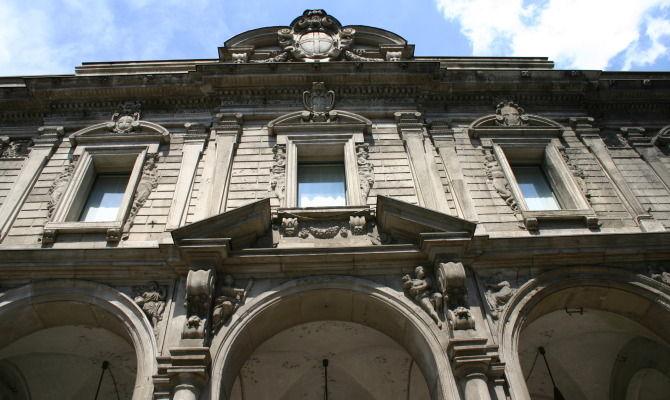 Palazzo degli Affari ai Giureconsulti di Milano