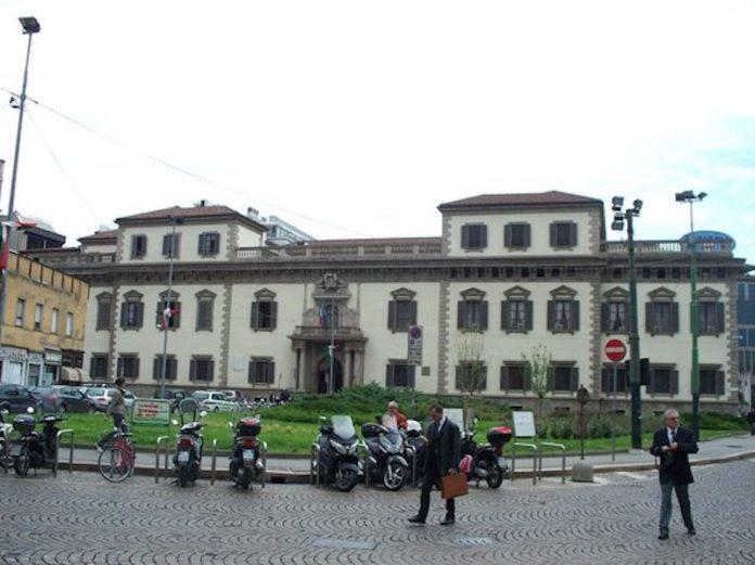 Palazzo del Capitano di Giustizia Milano