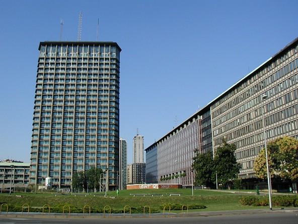 Centro Direzionale di Milano