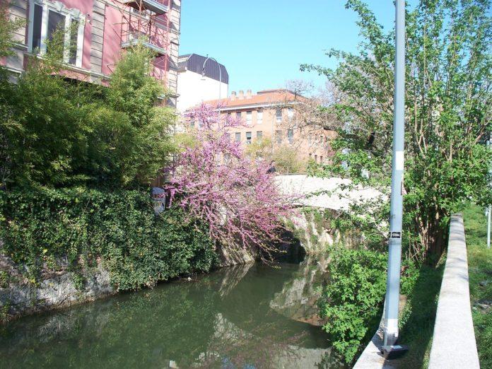 Gorla Milano il ponte Vecchio