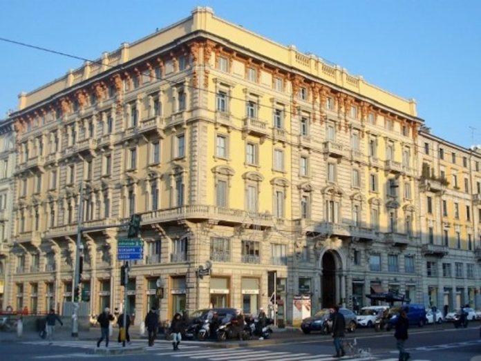 Palazzo Luraschi Milano
