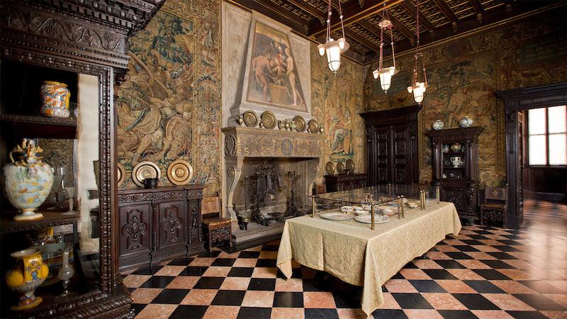 interni Palazzo Museo Bagatti Valsecchi