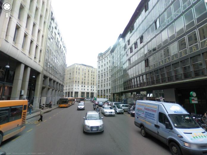 Corso Europa Milano