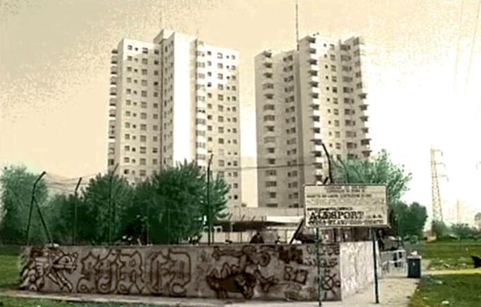 Gratosoglio Milano, le Torri bianche