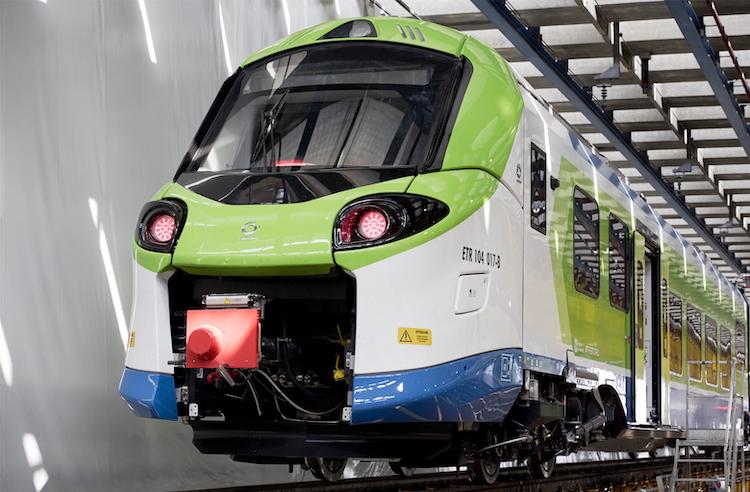 Donizetti treno