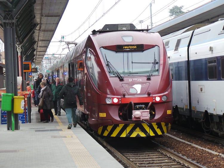 ETR245 Trenord Malpensa