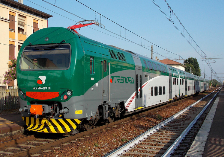 Treno alta frequenza TAF