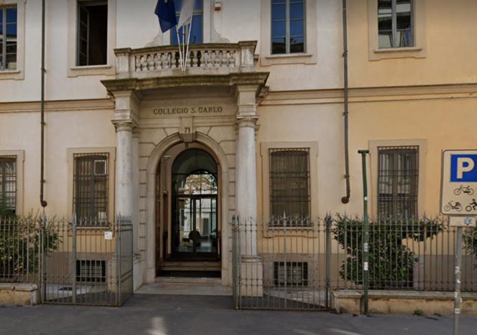 collegio San Carlo Milano