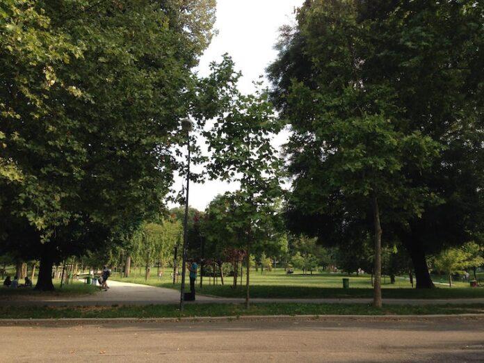 parco Ravizza Milano