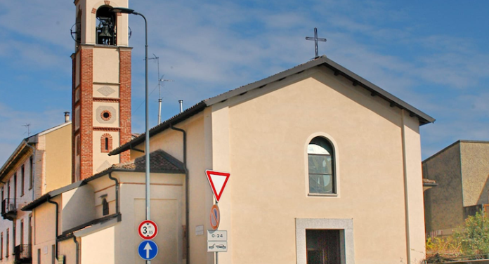 Ortica, il santuario