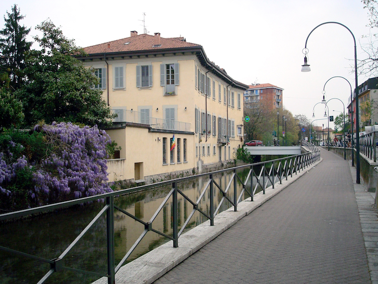 Villa Lecchi Crescenzago Milano