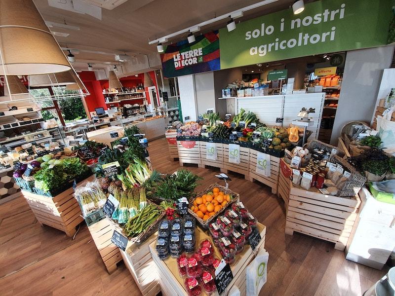 Naturasì vende prodotti sfusi a Milano