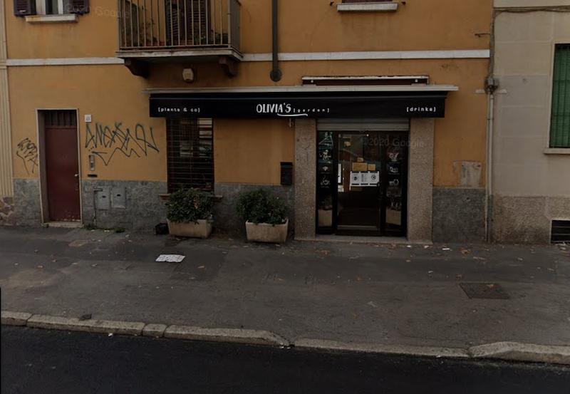 OLIVIA'S GARDEN negozio di piante e fiori a Milano