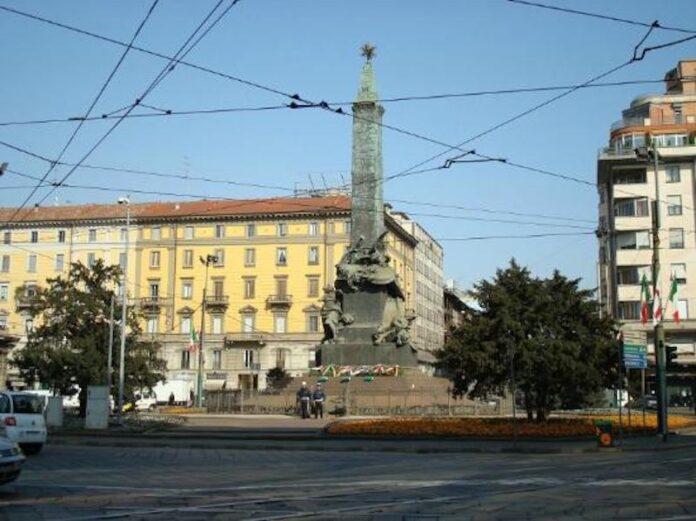 Piazza Cinque Giornate