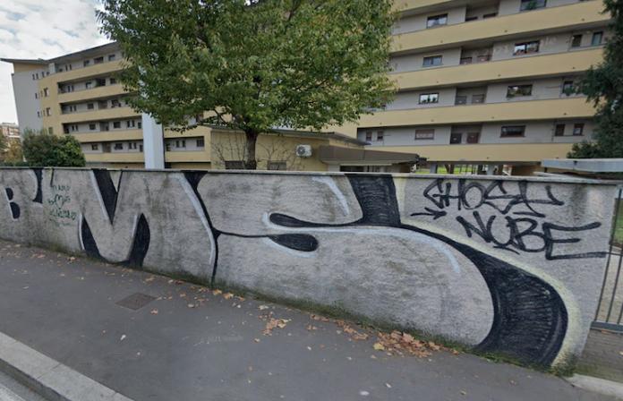 San Siro quartiere Milano