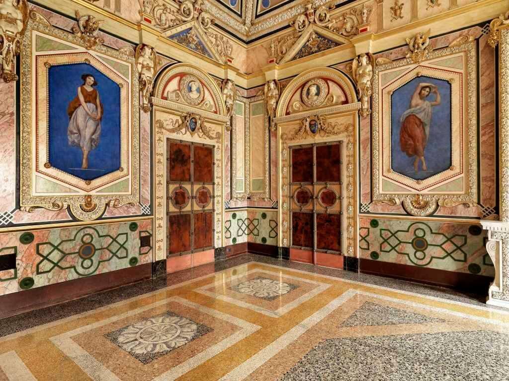 interno del Palazzo Archinto