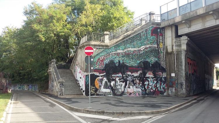quartiere Rogoredo Milano