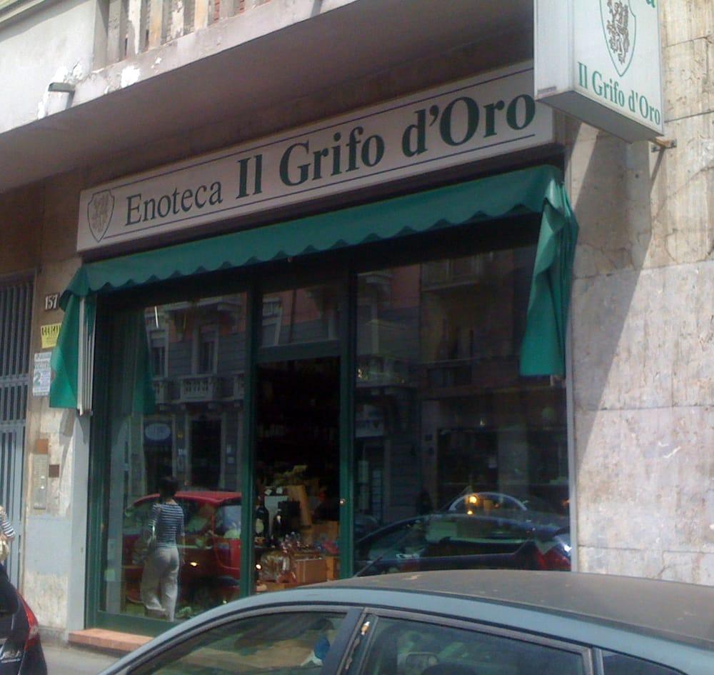 Il Grifo d'Oro a Milano