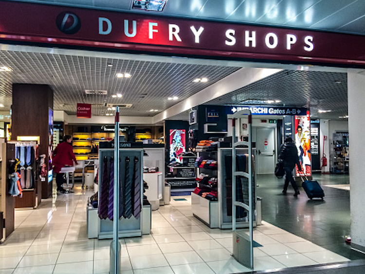 Dufry Last Minute a aeroporto Malpensa